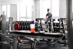 sporto klubas musclemakers