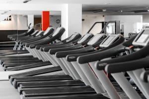 bėgimo takeliai spoto klubas musclemakers