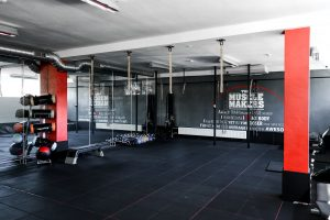 Salė musclemakers