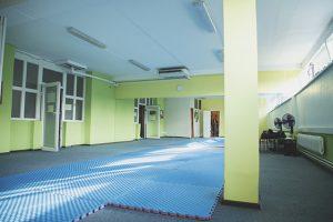 Sporto salės nuoma treniruotėms